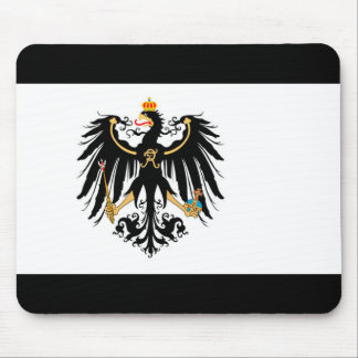 Kingdom of Prussia national flag Mouse Mat