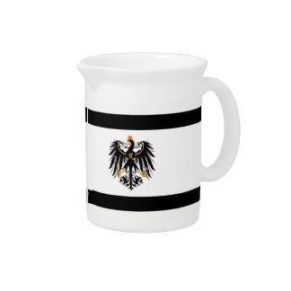 Kingdom of Prussia national flag Pitcher