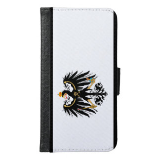 Kingdom of Prussia national flag Samsung Galaxy S6 Wallet Case