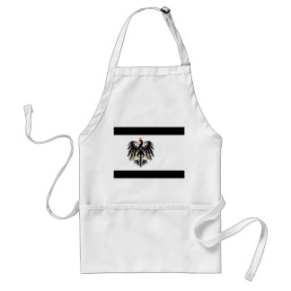 Kingdom of Prussia national flag Standard Apron