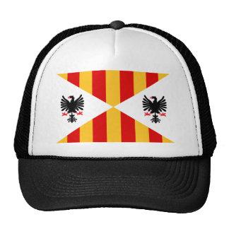Kingdom of Sicily Flag Trucker Hat