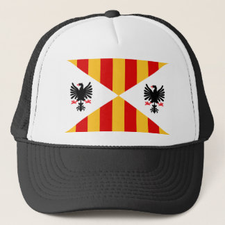 Kingdom of Sicily Flag Trucker Hat