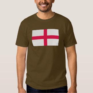 Kingdome of England (Kingdom of England) Map/Flag Tshirts