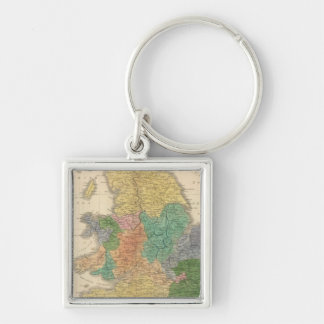 Kingdoms of the Anglo Saxons Key Ring