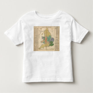 Kingdoms of the Anglo Saxons Toddler T-Shirt