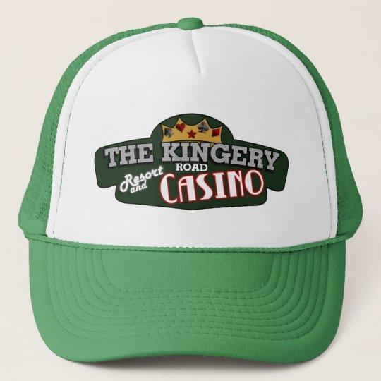 Kingery logo baseball cap