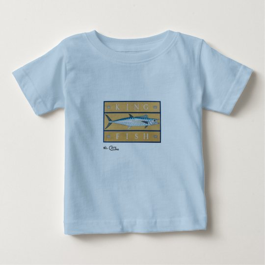 Kingfish Infant's Apparel Baby T-Shirt