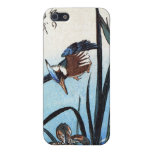 Kingfisher and Lilies, Hiroshige Case For iPhone 5
