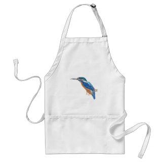 KingFisher Bird Apron