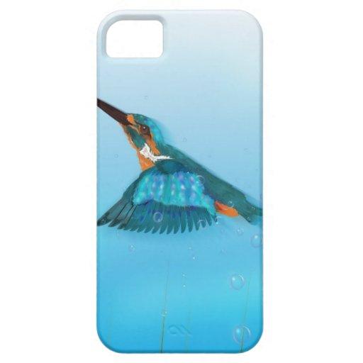 Kingfisher Bird iPhone 5/5S Covers