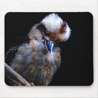 Kingfisher bird mousepads