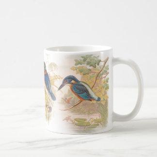 Kingfisher Birds Wildlife Pond Animals Mug