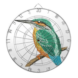 kingfisher dartboard