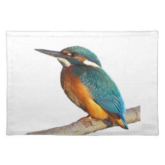 """Kingfisher""design place mats"