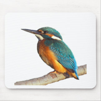 """""""Kingfisher"""" design products Mouse Pad"""