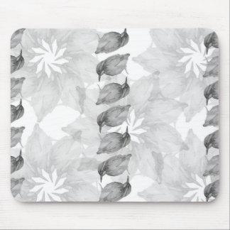 Kingfisher greyscale mousepad