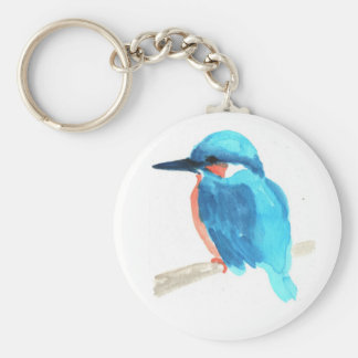 Kingfisher Key Chain