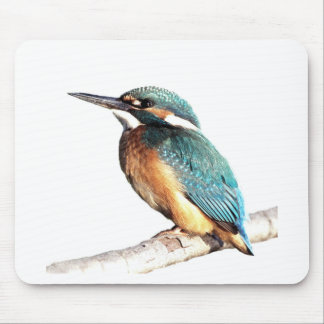 """""""Kingfisher"""" Mouse Mat"""