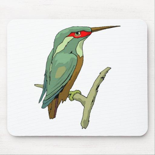 Kingfisher Mousepads