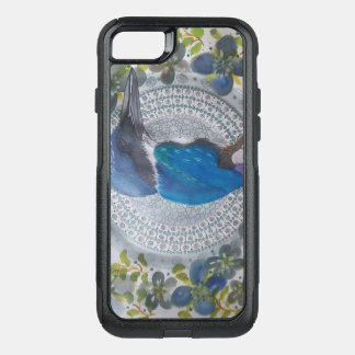 Kingfisher OtterBox Commuter iPhone 8/7 Case