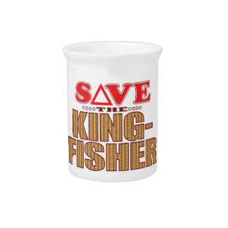 Kingfisher Save Pitcher