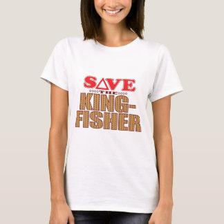 Kingfisher Save T-Shirt