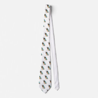 """Kingfisher"" Tie"