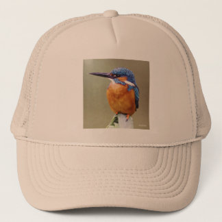 Kingfisher Trucker Hat