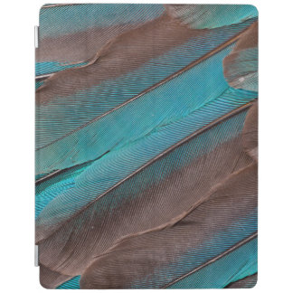 Kingfisher Wing Feathers iPad Cover