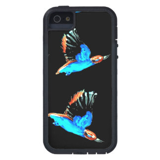 Kingfishers at Night Case For The iPhone 5