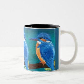 Kingfishers mug