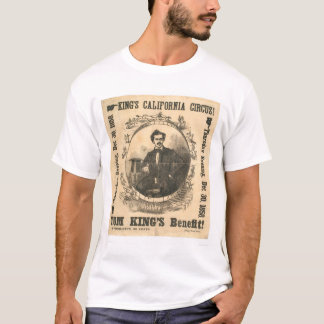 King's California Circus (0804A) T-Shirt