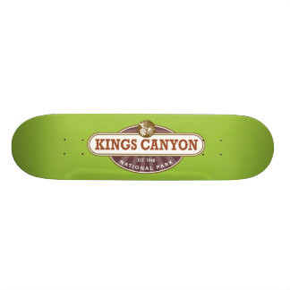 Kings Canyon National Park Skateboard