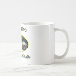 Kings Castle Land Basic White Mug