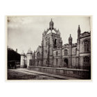 King's College - Aberdeen University - Vintage Postcard