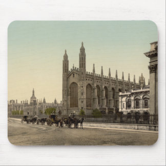 King's College, Cambridge, England Mouse Pad