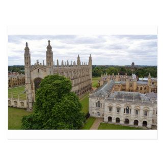 'King's College, Cambridge' Postcard