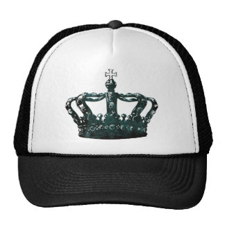 Kings crown cap