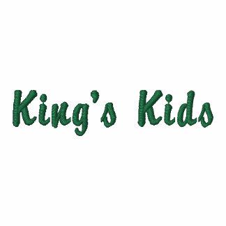 King's Kids Embroidered Shirt