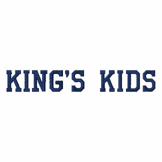 King's Kids Embroidered Shirt