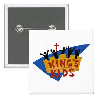 King's Kids Logo Button