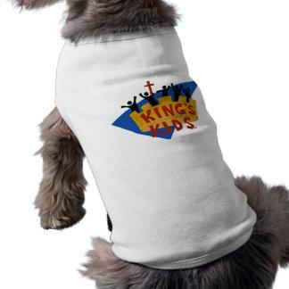 King's Kids Logo Dog Tee