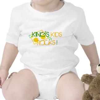 King's Kids Rocks Baby Creeper