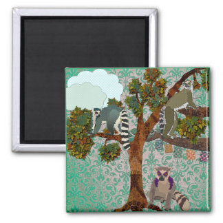 Kings of Bohemian Forest Magnet