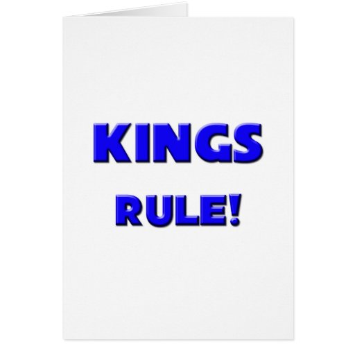 Kings Rule! Cards