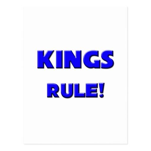 Kings Rule! Post Cards