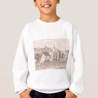 Kings Staithe York river Ouse Sweatshirt
