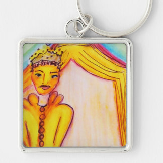'King's Tent', keychain