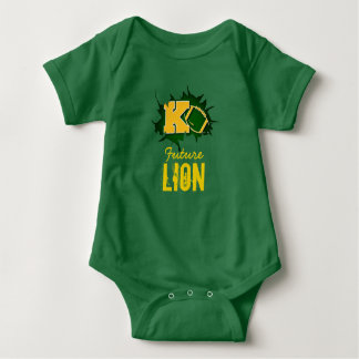 Kingsburg Lions Baby One-piece Baby Bodysuit
