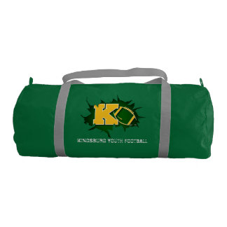 Kingsburg Youth Football Gym Bags Gym Duffel Bag